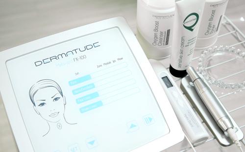 高性能な美容マシンを導入 安心安全なフェイシャル